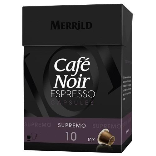 Kapsler til kaffe maskiner fra Nespresso